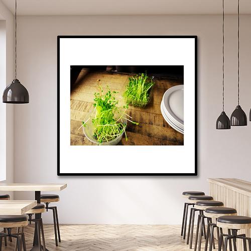 [디자인바운스]cafent-200 아트액자/카페액자/인테리어액자/감성사진액자
